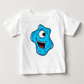 Happy blue amoeba tshirts