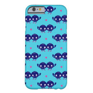 Happy Blueberry BFFs Barely There iPhone 6 Case
