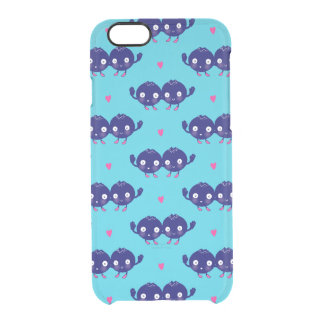 Happy Blueberry BFFs Clear iPhone 6/6S Case