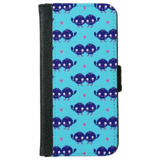 Happy Blueberry BFFs iPhone 6 Wallet Case