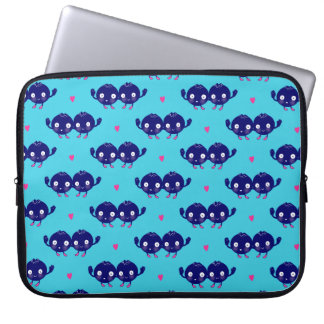 Happy Blueberry BFFs Laptop Computer Sleeves