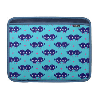 Happy Blueberry BFFs MacBook Sleeve