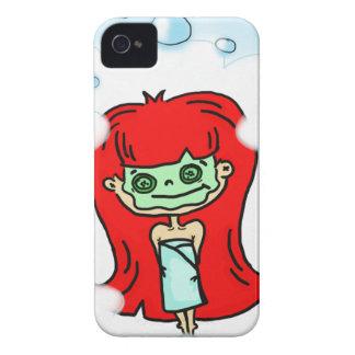 Happy Body & Bath Bubbles Case-Mate iPhone 4 Cases