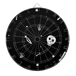 Happy Bones Dartboard