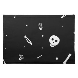 Happy Bones Placemat