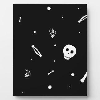 Happy Bones Plaque