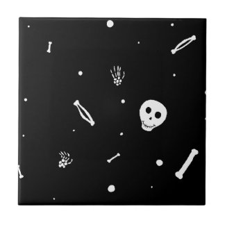 Happy Bones Tile