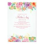Happy Border Mother's Day Invitation