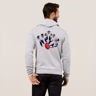 Happy Bowling by The Happy Juul Company Hoodie