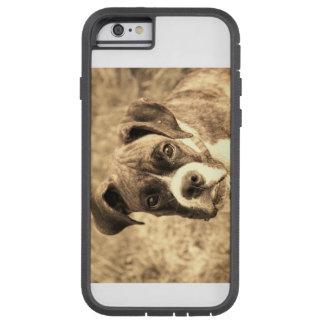 Happy Boxer Dog Tough Xtreme iPhone 6 Case