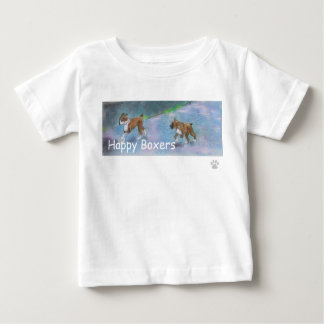 Happy Boxers T-shirt