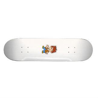 Happy boy 20.6 cm skateboard deck