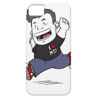 Happy Boy iPhone 5 Case