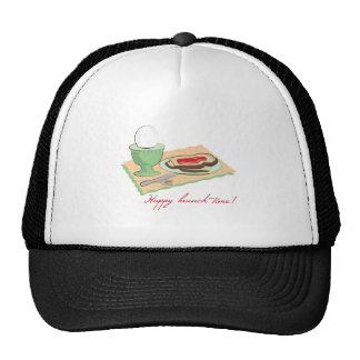 Happy Brunch Time Mesh Hat