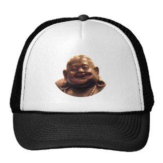 Happy Buddha Shanghai 2002 Circle The MUSEUM Zazz Mesh Hats