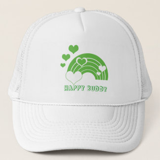 Happy Buddy Trucker Hat