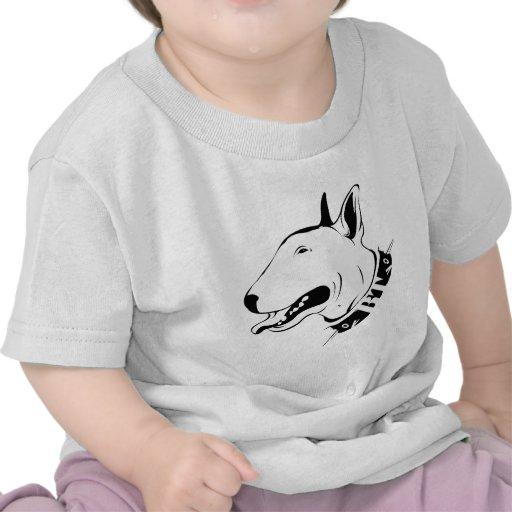 Happy Bull Terrier Tee Shirt