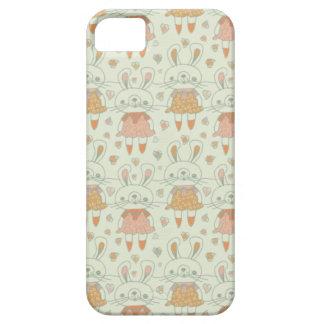 Happy Bunnies in Orange iPhone 5 Covers