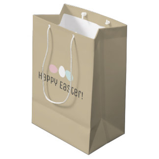 Happy Bunny Easter Gift Bag