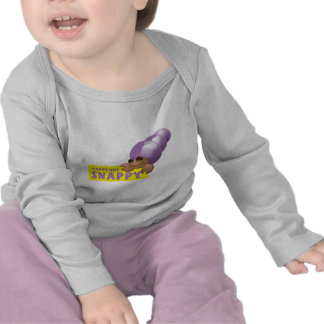 Happy but Snappy little hermit crab T-shirt