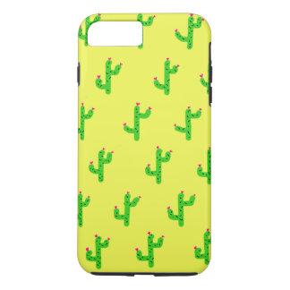 Happy Cacti iPhone 8 Plus/7 Plus Case