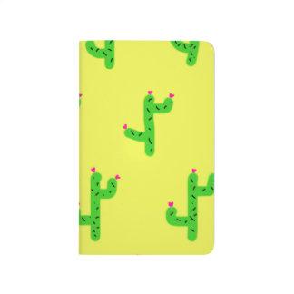 Happy Cacti pocket journal