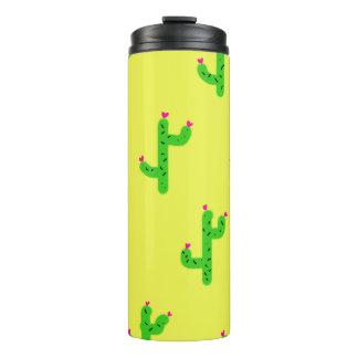Happy Cacti Thermal Tumbler