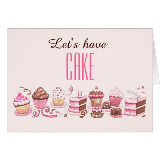 Happy Cake Day to Co-worker Birthday Card