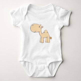 Happy Camel Cartoon T Shirt