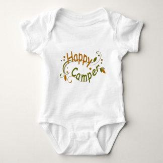 Happy Camper Autumn Infant Creeper