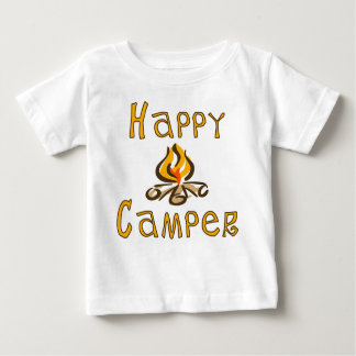 happy camper baby T-Shirt