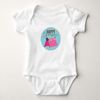 Happy Camper Bohemian Baby Bodysuit