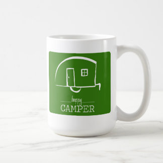 Happy Camper Coffee Mug