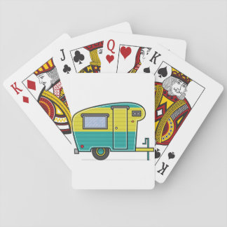 """HAPPY CAMPER"" DECK OF PLAYING CARDS"