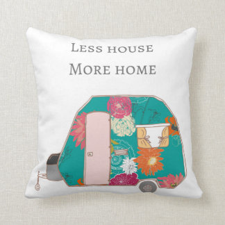 Happy Camper - Less House More Home Cushion