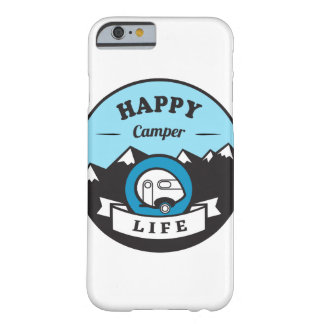 Happy Camper Life iPhone Case