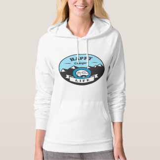 Happy Camper Life Sweatshirt