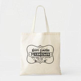 Happy Camper Mercantile Tote Bag