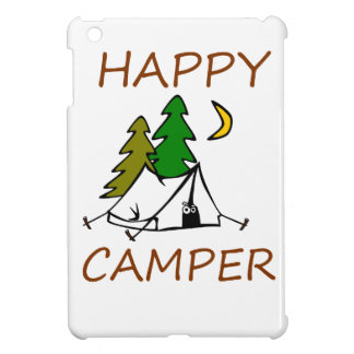 Happy Camper Outdoors iPad Mini Covers
