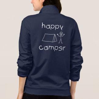 Happy Camper (wht)