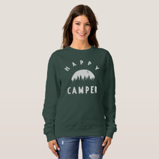 Happy Camper Women's Sweatshirt