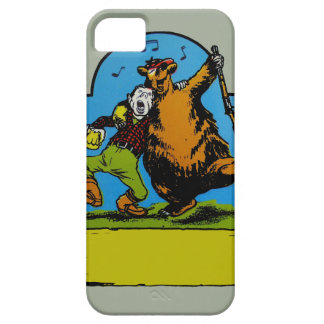 Happy Campers Personalized Case For The iPhone 5