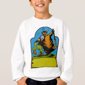 Happy Campers Personalized Sweatshirt