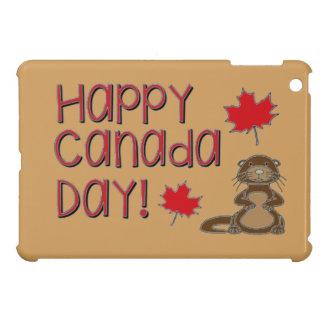 Happy Canada Day 3 iPad Mini Covers