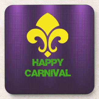 Happy Carnival Mug Coaster