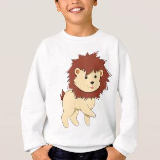 Happy Cartoon Baby Lion Sweatshirt