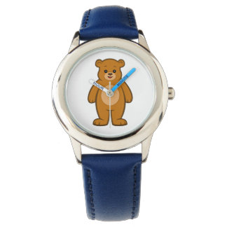 Happy Cartoon Bear Watch