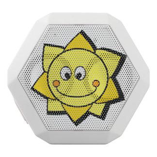Happy Cartoon Yellow and Orange Sun Speaker
