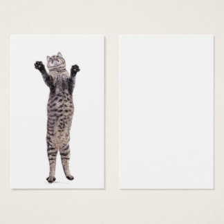 Happy Cat Business Card