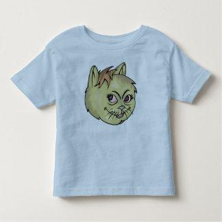 Happy Cat Face T Shirt
